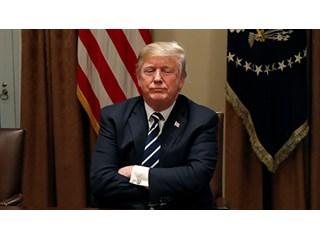 """Оговорился? Кого боится """"бесстрашный"""" Трамп"""