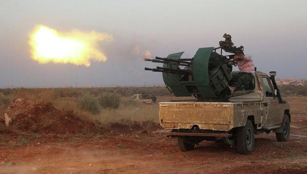 """Кошмар Пентагона воплотился в жизнь: Сирийский спецназ обстрелял самолет ВВС США,пилоты шокированы """"наглостью"""" сирийцев"""