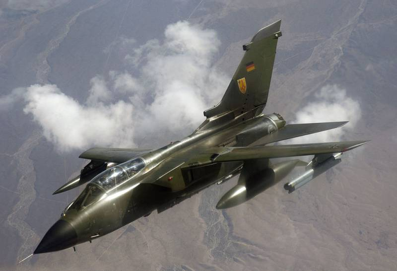 Немецкие СМИ сравнили самолеты ВВС ФРГ с музейными экспонатами