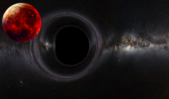 Нибиру – это спонтанно возникающая черная дыра?