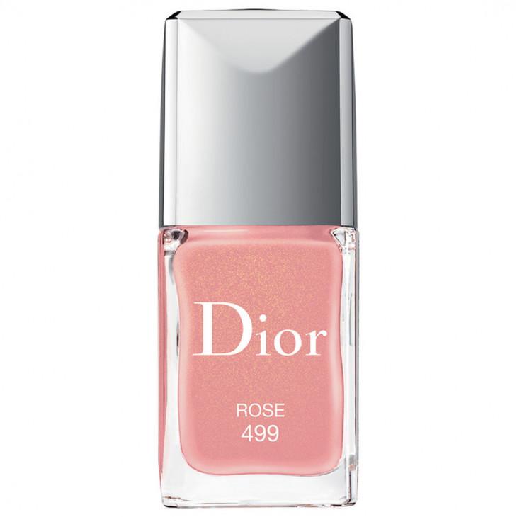 Лак для ногтей Dior в оттенке Rose