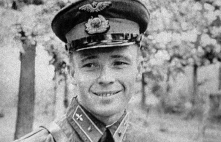 Виктор Талалихин – герой советской авиации