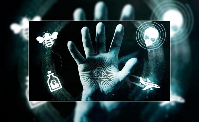 Теория заговора – операция по сокрытию правды