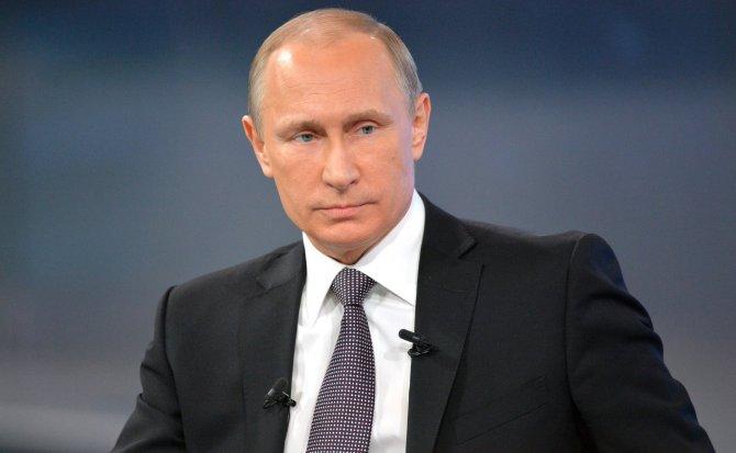 Пять причин, почему стоит голосовать за Путина