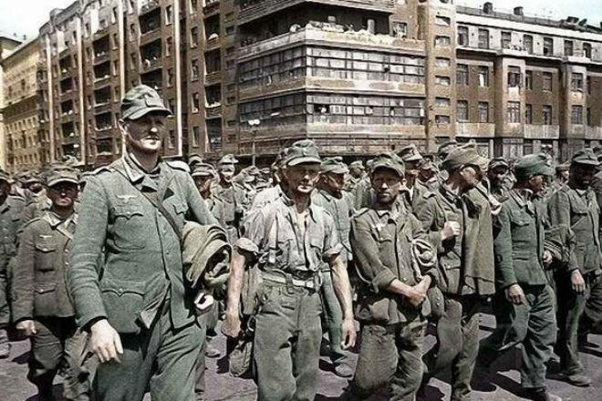 Побег из СССР: как солдат Вермахта сбежал из плена