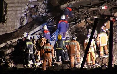 Число жертв взрыва в Гатчине увеличилось до четырех