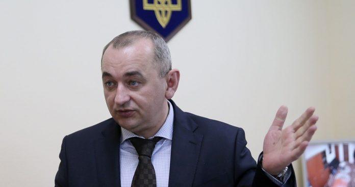 Военный прокурор Украины Мат…