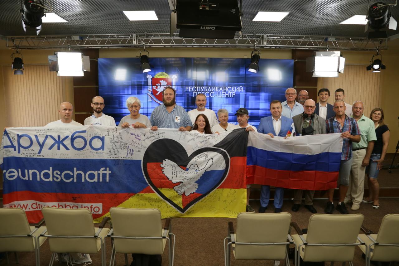 «Я люблю Крым»: что поразило немцев на полуострове