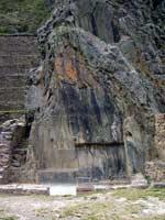 «Каменоломня» Инкамисана, Перу