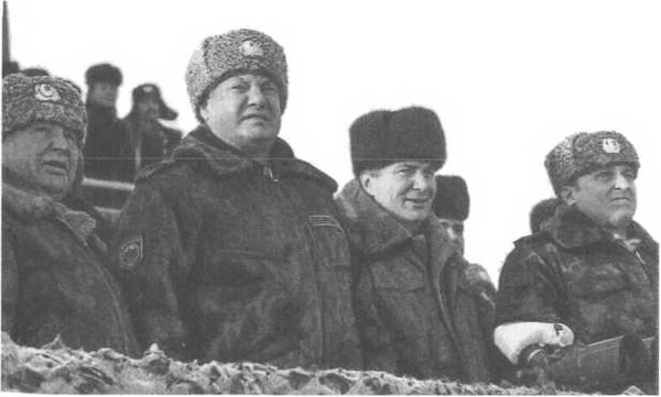 Как и зачем Ельцин начал вой…