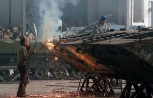Украинское производство военной техники «сдулось»!