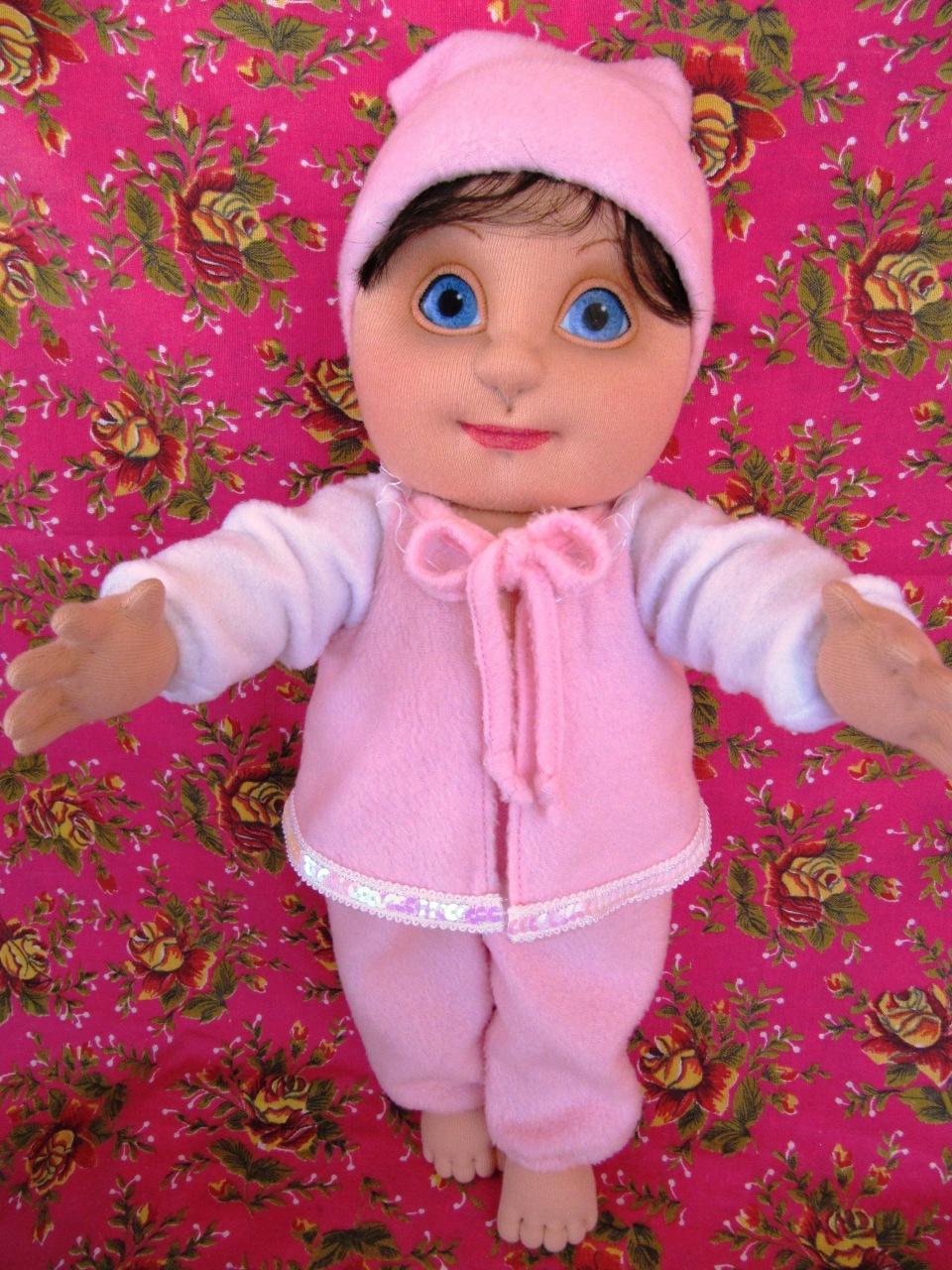 Как сшить куклу? Куклы 73