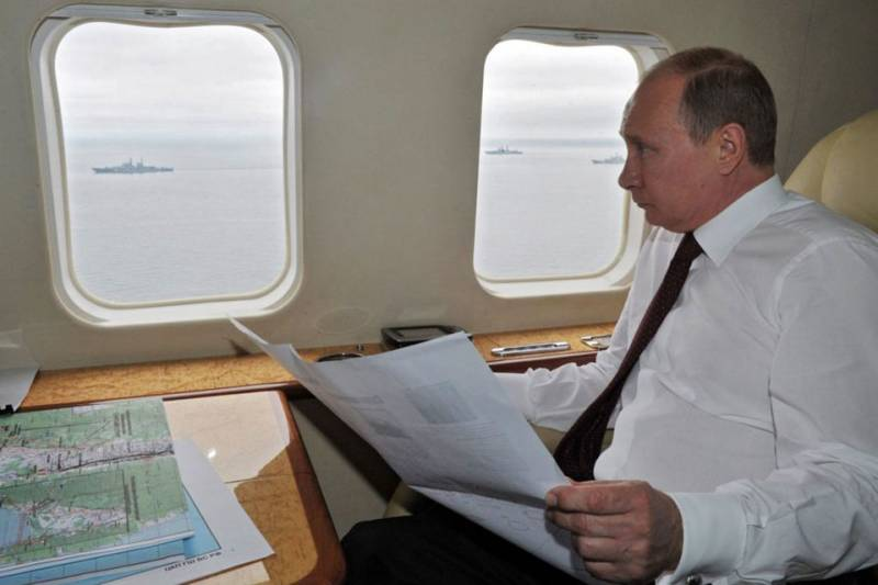 Что ответит Япония на предложение «планетарного масштаба» от Владимира Путина