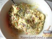 """Фото приготовления рецепта: Быстрые булочки """"Завтрак мужу на работу"""" - шаг №5"""