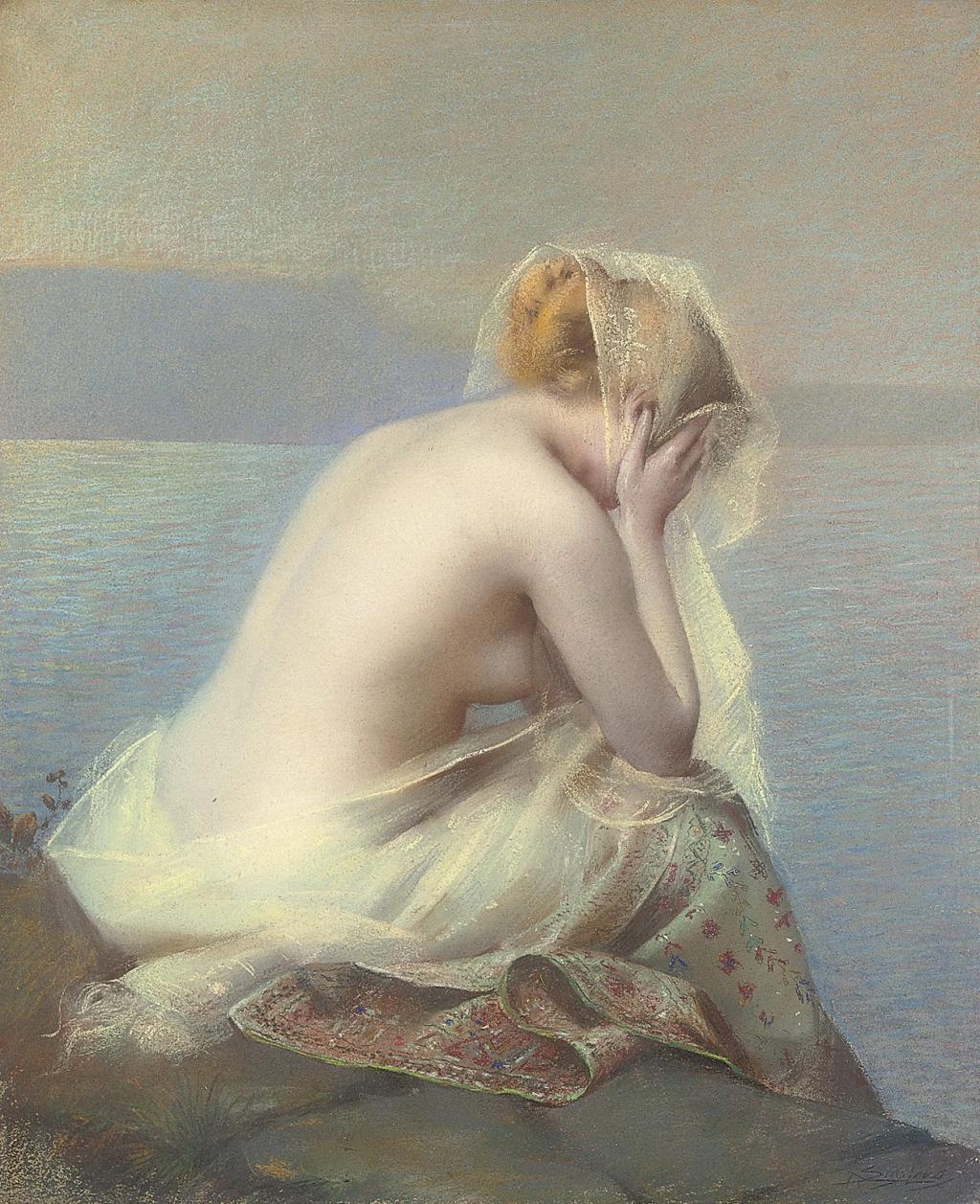 Дельфин Анжольра (Delphin Enjolras; 1857-1945) | Часть 2