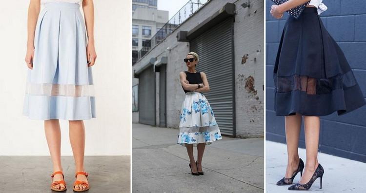Корректируем длину вещей при помощи оригинальных способов. юбки просто отпад!