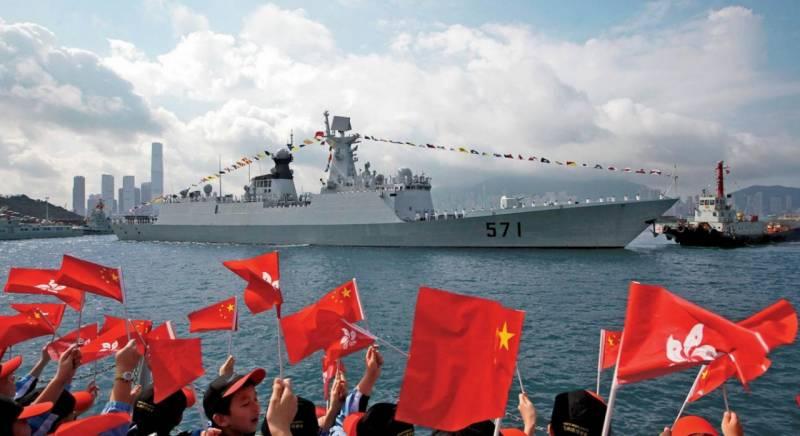 Кому и как страшен флот Китая?