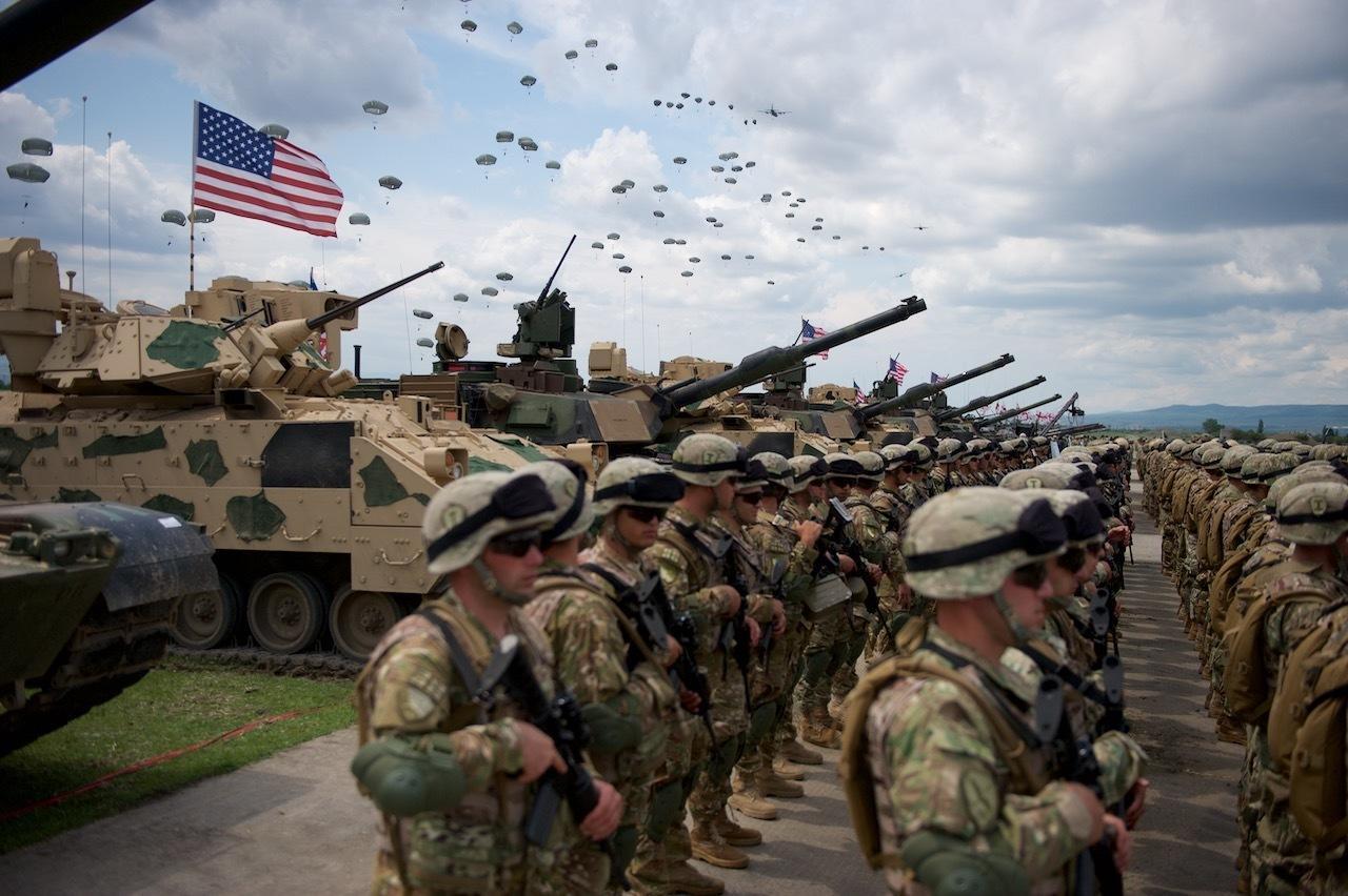 Признаки будущего нападения НАТО на Калининград