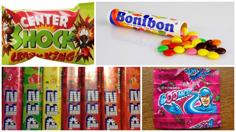 Вкусняшки, которые вы уже не сможете попробовать