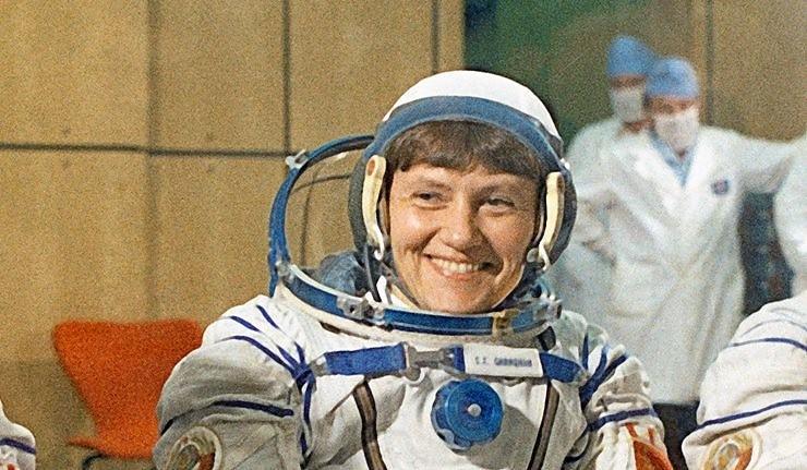 Как космонавт Савицкая утёрла нос Америке