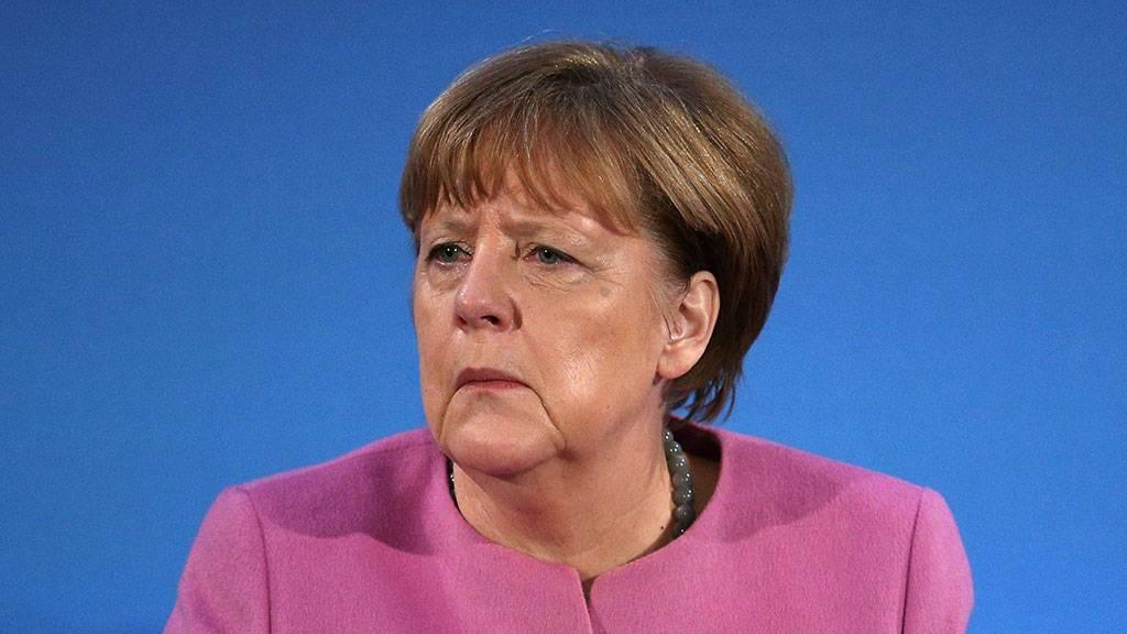 «Политический шпагат» Меркел…