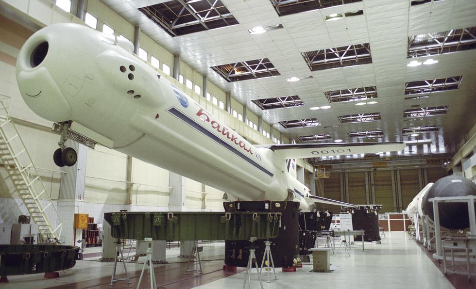 Россия готова противопоставить Маску собственную уникальную разработку