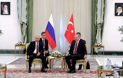 Путин не видит позитивной роли США в сирийском вопросе