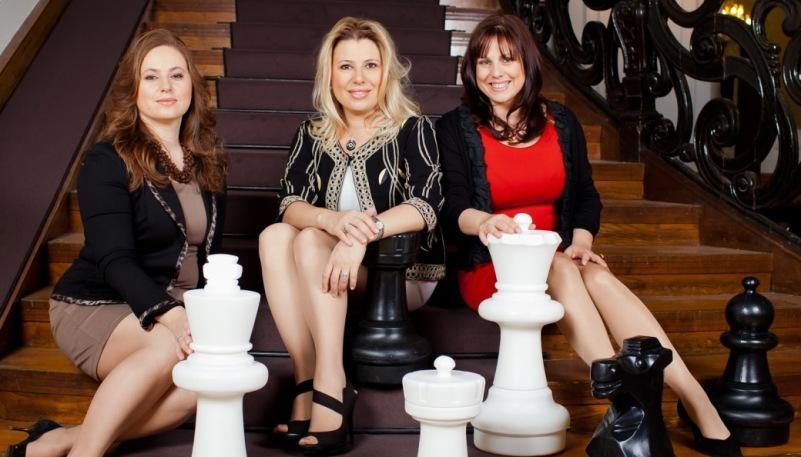 Сестры Полгар: невероятная история успеха трех шахматных королев