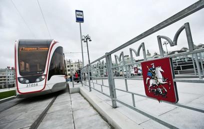 Новыми маршрутами трамваев в Москве воспользовались 240 тысяч человек