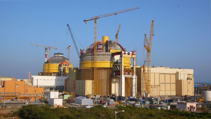 Ижорские заводы отгрузили очередную партию оборудования для третьего энергоблока АЭС Куданкулам