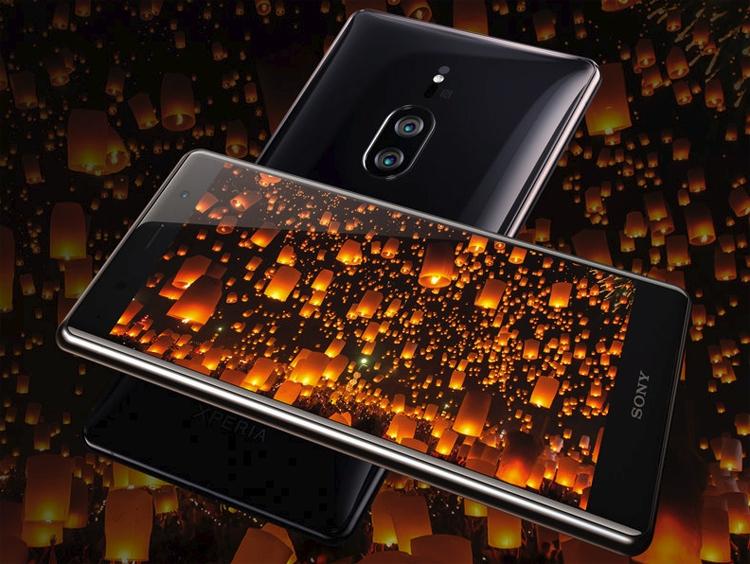 Смартфон Sony Xperia XZ2 Pre…