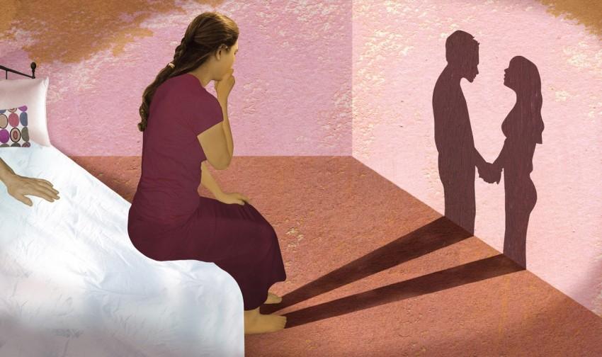 Моя подруга была конкретной жертвой мужа изменщика…