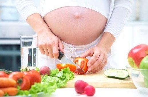 10 правил здорового питания для беременных