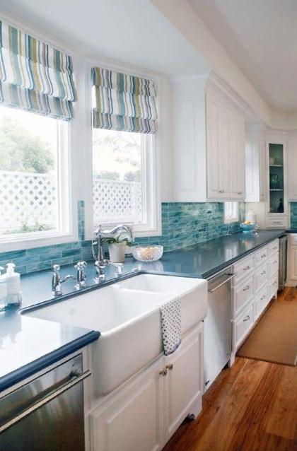 Идеальные шторы для кухни: 8 советов по выбору