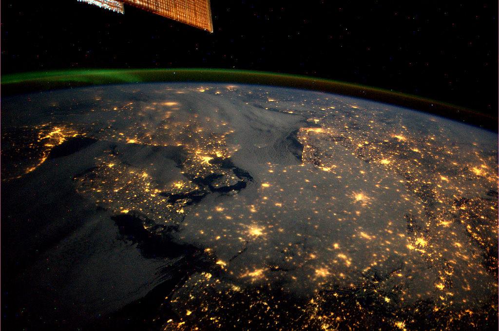 Amazing Space Photography 3 Космос от голландского астронавта Андре Киперса