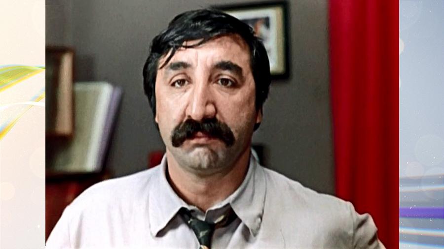 Фрунзик Мкртчян – комик с грустными глазами