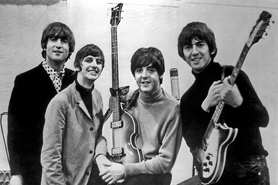 The Beatles выпустили новый клип на культовую песню