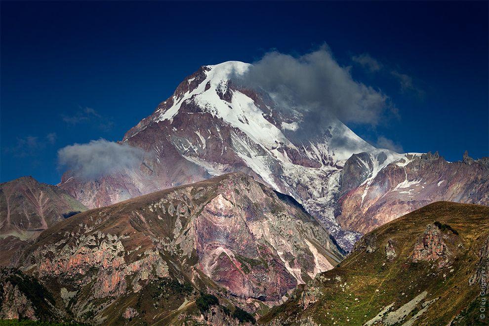 climbingkazbek02 Грузия. Восхождение на Казбек