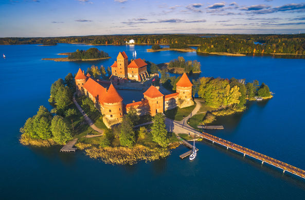 В Вильнюсе организовали бесплатные экскурсии с местными жителями