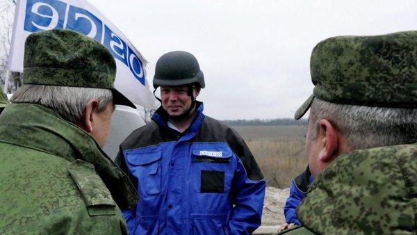 В ОБСЕ заявили, что российских военных на Донбассе нет