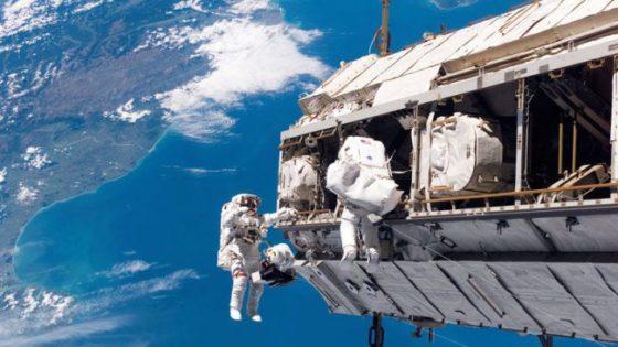 Поломка американского модуля заставила перейти МКС на голосовую российскую связь