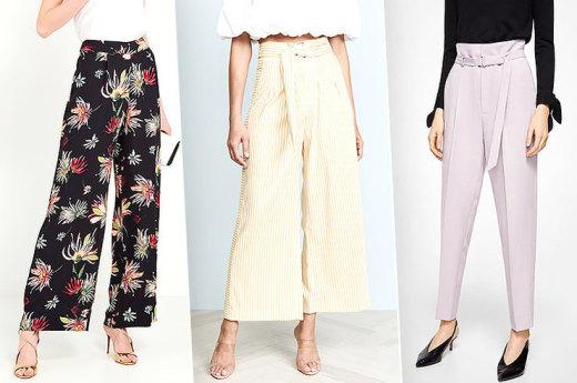 Чтобы не париться в джинсах — 7 пар стильных летних брюк