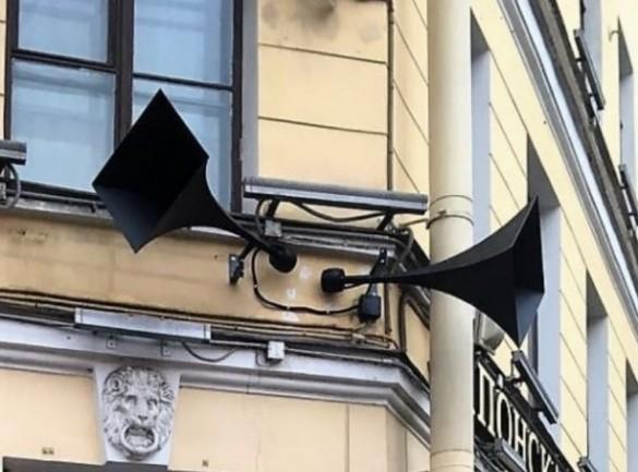 Чтобы помнили: в Петербурге появились рабочие копии блокадных репродукторов
