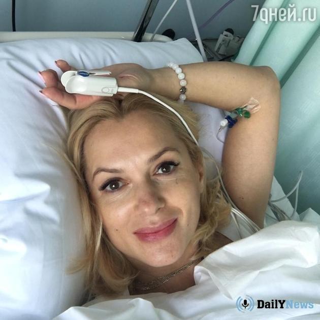 Мария Порошина показала новорожденного пятого ребенка