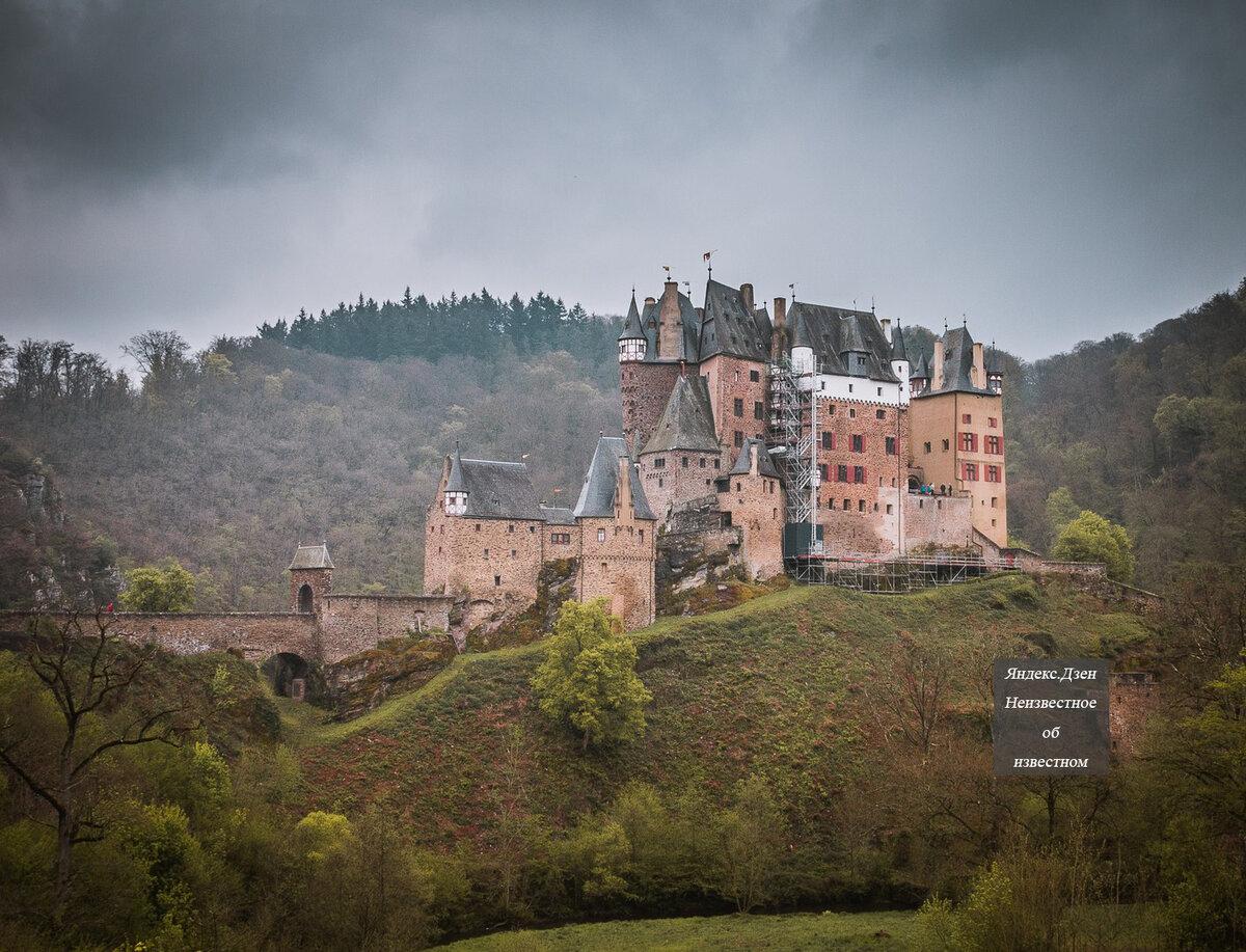 Замок, который 800 лет принадлежит одной семье
