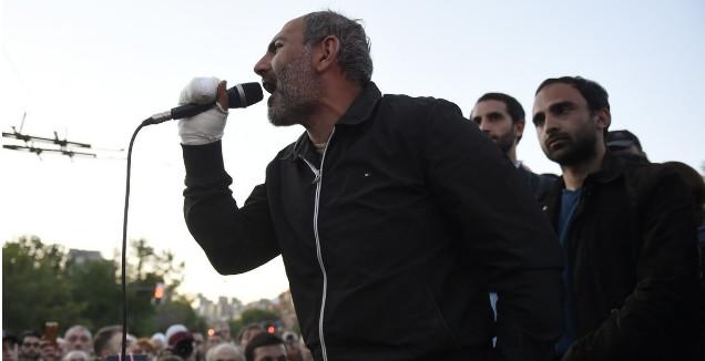 Премьер-министр Армении Нико…