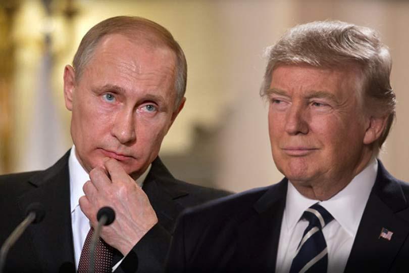 Путин и Трамп готовятся к но…