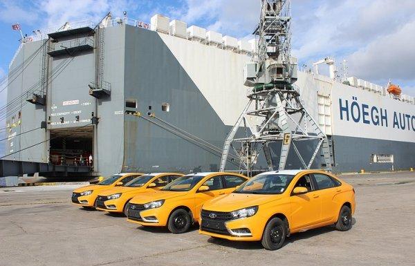 На Кубу доставили почти 350 автомобилей Lada