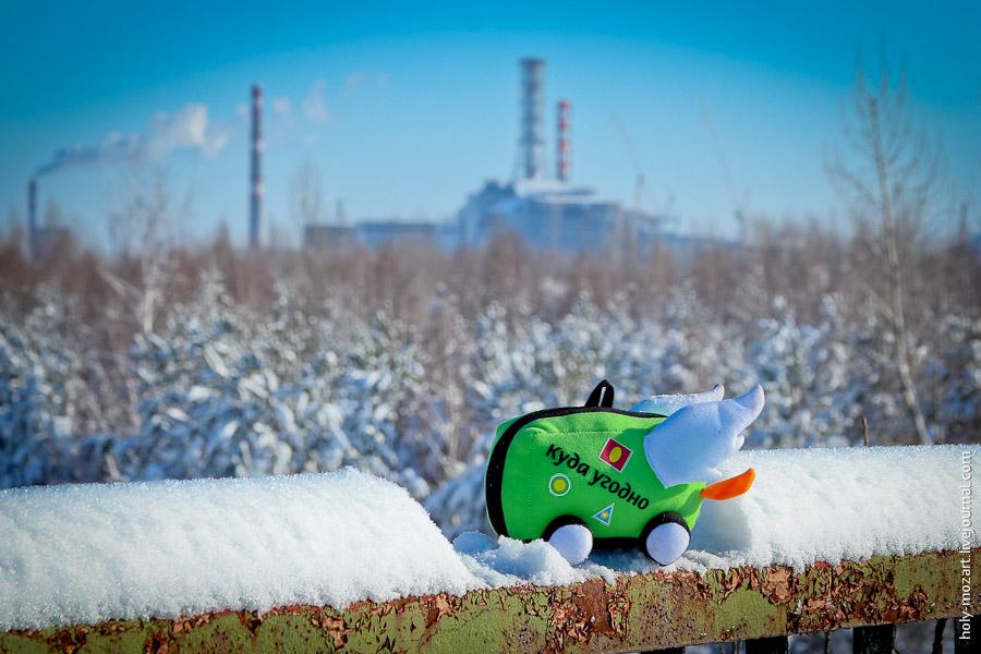 48 Зимний Чернобыль