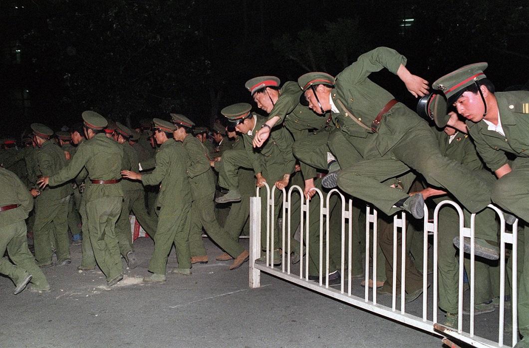 Tiananmen Square 20 Расстрел демонстрантов на площади Тяньаньмэнь 25 лет назад